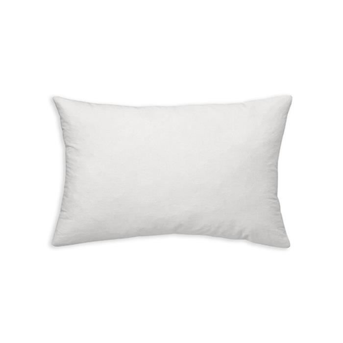 TODAY Coussin déhoussable 100% coton - 30 x 50 cm - Chantilly