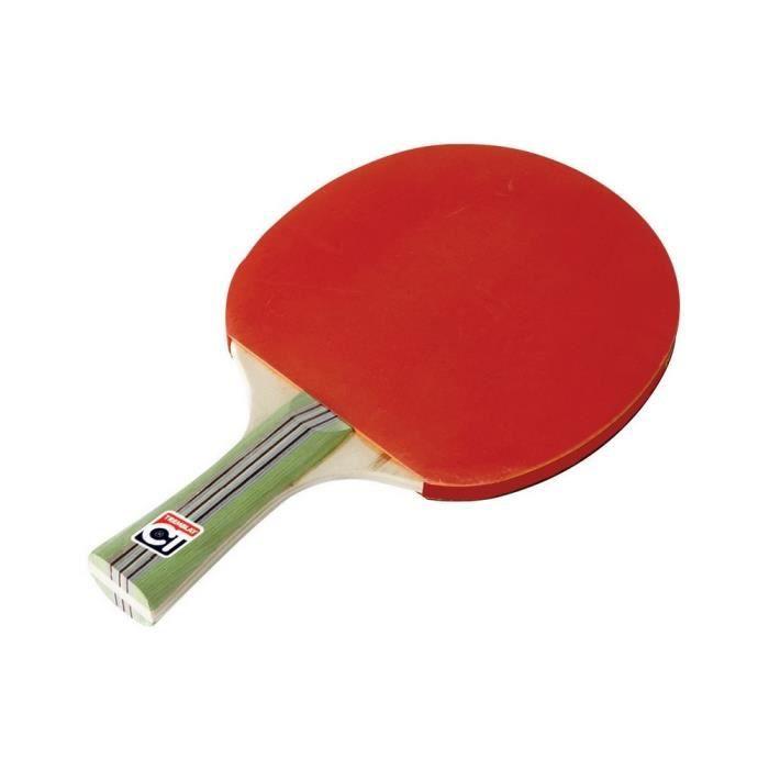Lot de 10 Raquettes de tennis de table