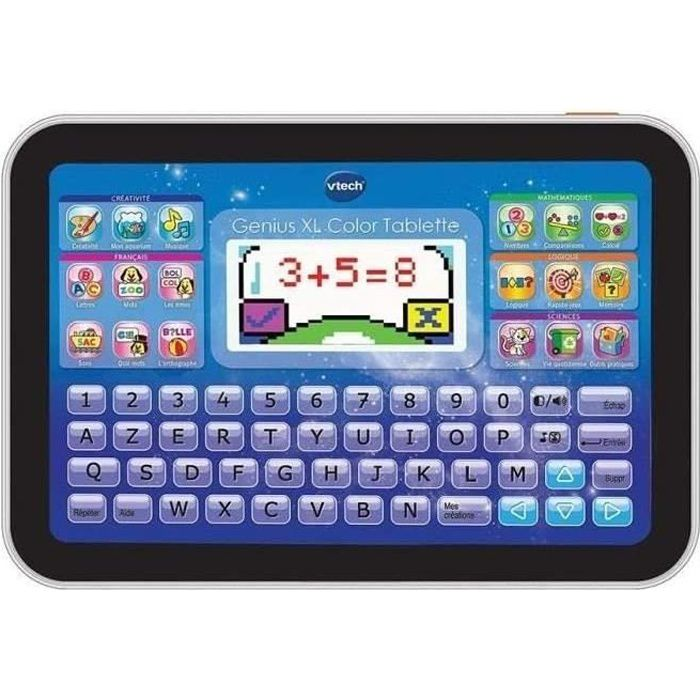 tablette éducative pour Enfant Genius XL noir