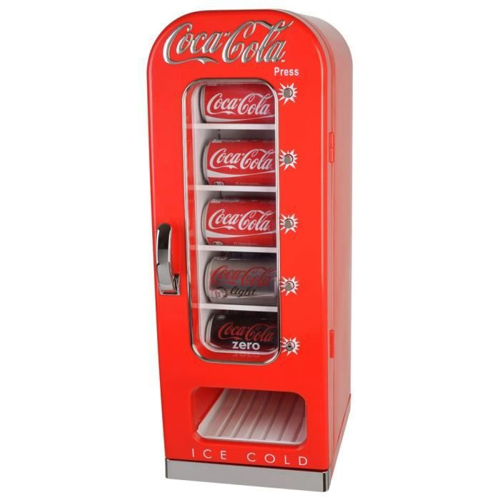 mini frigo coca cola pas cher. Black Bedroom Furniture Sets. Home Design Ideas