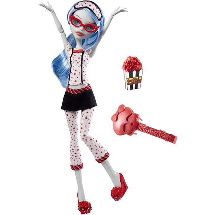 Poup e monster high ghoulia pyjama party achat vente poup e cdiscount - Image monster high ...