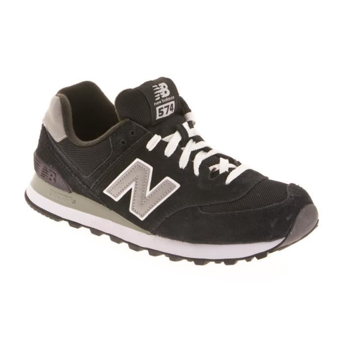 New Balance M574 - Baskets basses bleu TJbkv