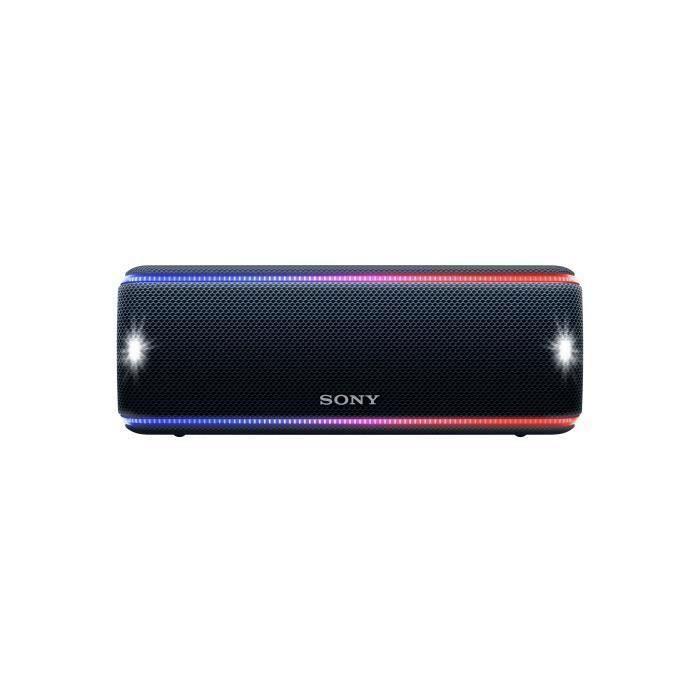ENCEINTE NOMADE SONY SRSXB31BCE7 Speaker Wireless Bluetooth - Noir