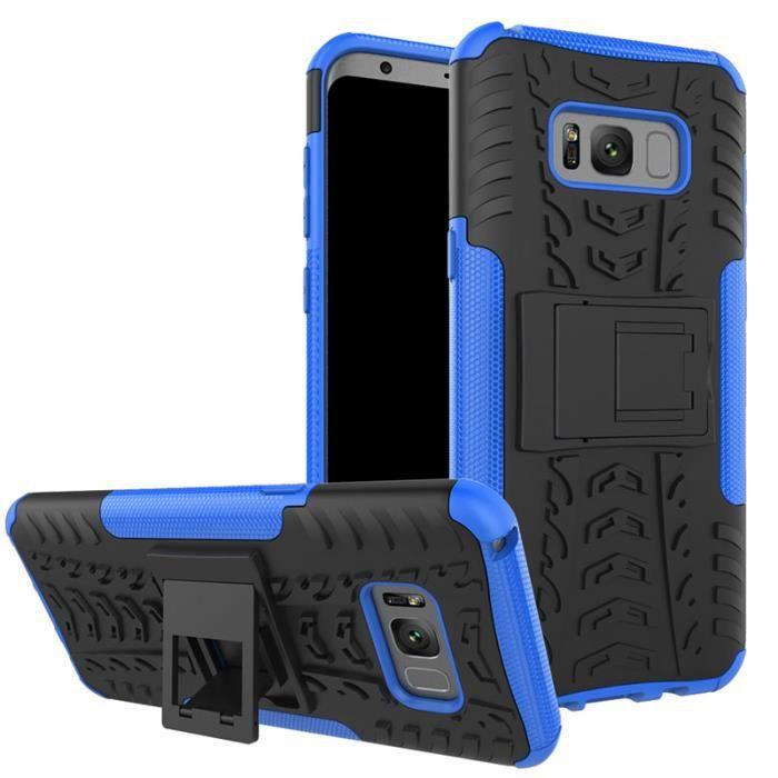 Coque Samsung Galaxy S8 PLUS, Antichoc Rugged Armo