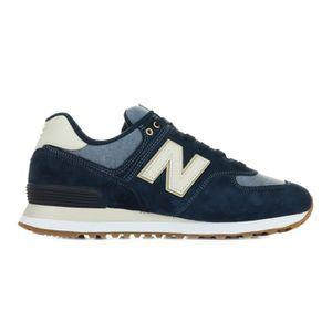 new balance homme 574 bleu