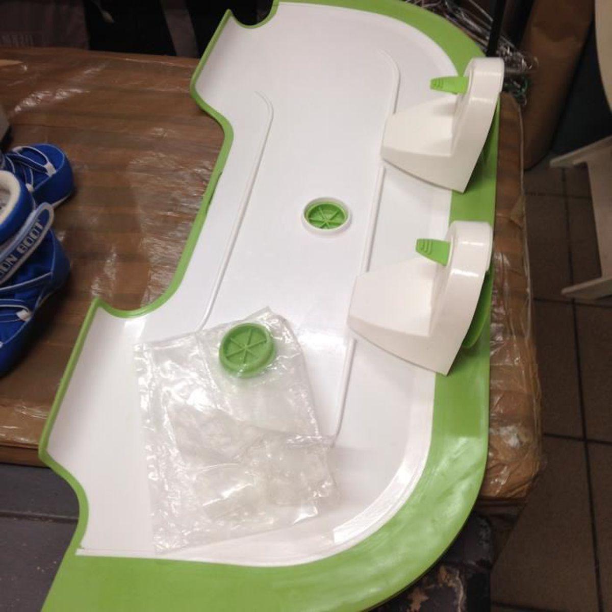 Babydam Reducteur Baignoire Blanc Vert Achat Vente Extension De Robinet 2009827820974 Soldes Sur Cdiscount Des Le 20 Janvier Cdiscount