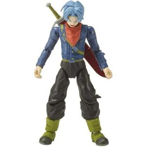FIGURINE - PERSONNAGE DRAGON BALL - Série 8 - Future Trunks+ Broly Part.