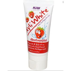 DENTIFRICE Now Foods, XyliWhite Kids dentifrice Gel, sans flu