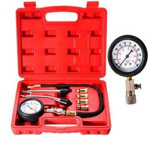 OUTIL DE DIAGNOSTIC Kit testeur de compression compressiomètre pour mo