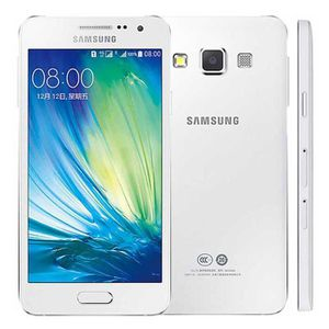 SMARTPHONE Blanc Samsung Galaxy A5 Duos A5000 16GB occasion D