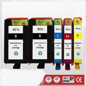 CARTOUCHE IMPRIMANTE Pack de 5 CARTOUCHES COMPATIBLE HP Office Jet 6950