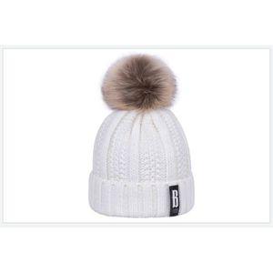 BONNET - CAGOULE 1 Bonnet en tricot doublé polaire peluche doux pou