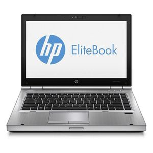ORDINATEUR PORTABLE HP EliteBook 8470p 4Go 500Go