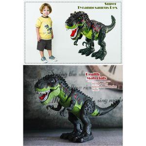FIGURINE - PERSONNAGE electric dinosaure jouet jouets interactifs marche