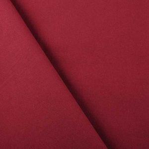 TISSU Coton Jekyll Bordeaux - Tissu au mètre - Quartier