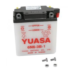 6V 6Ah Neuf Batterie BS Battery Moto Yamaha 500 XT 1983-1985 6N6-3B-1