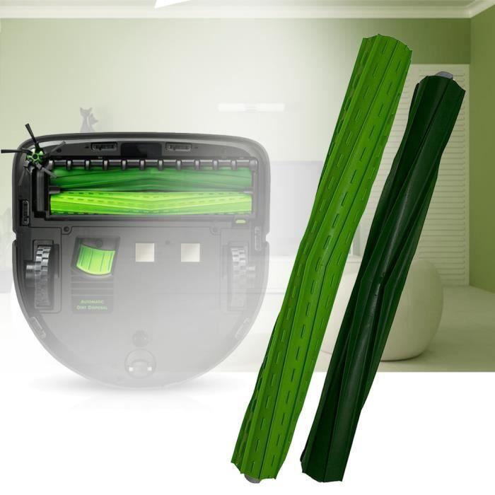 Kits de brosses à poils de rechange 1PC pour aspirateur iRobot RoombaS9 S9 + ruiw313
