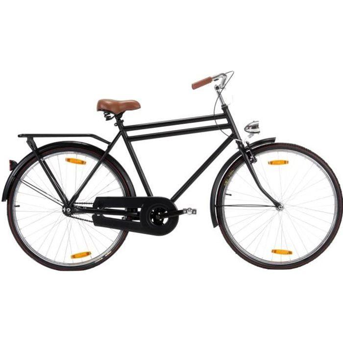 INGSHOP© Vélo hollandais pour hommes 28-