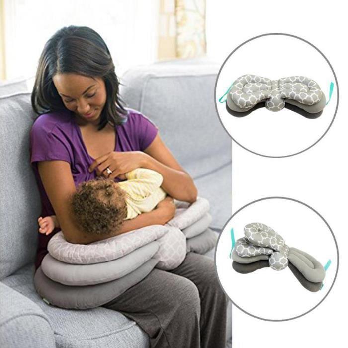 Soins bébéCouche d'allaitement réglable pour bébé avec coussin d'allaitement pour bébé HYM90430342_pra