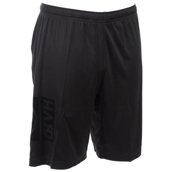 Short bermuda Os gr knit sh noir - Reebok