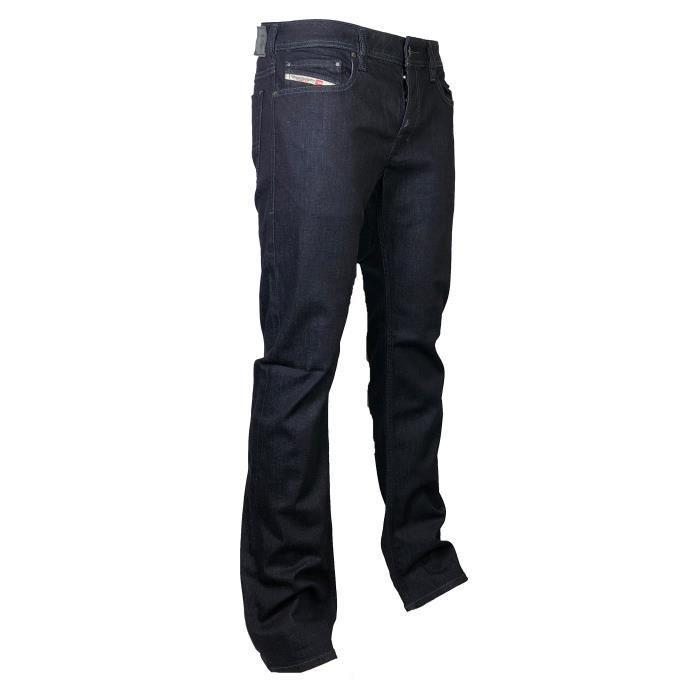 Diesel Boot-Cut Jeans homme Zatiny R607A indigo (presque noir)