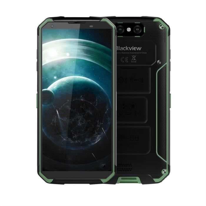 SMARTPHONE BLACKVIEW BV9500 4 Go 64 Go Octa noyau 5.7 16MP Du