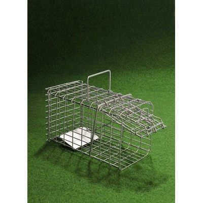 Cage a nuisibles chatiere piege petit modele po achat for Anti fouine maison