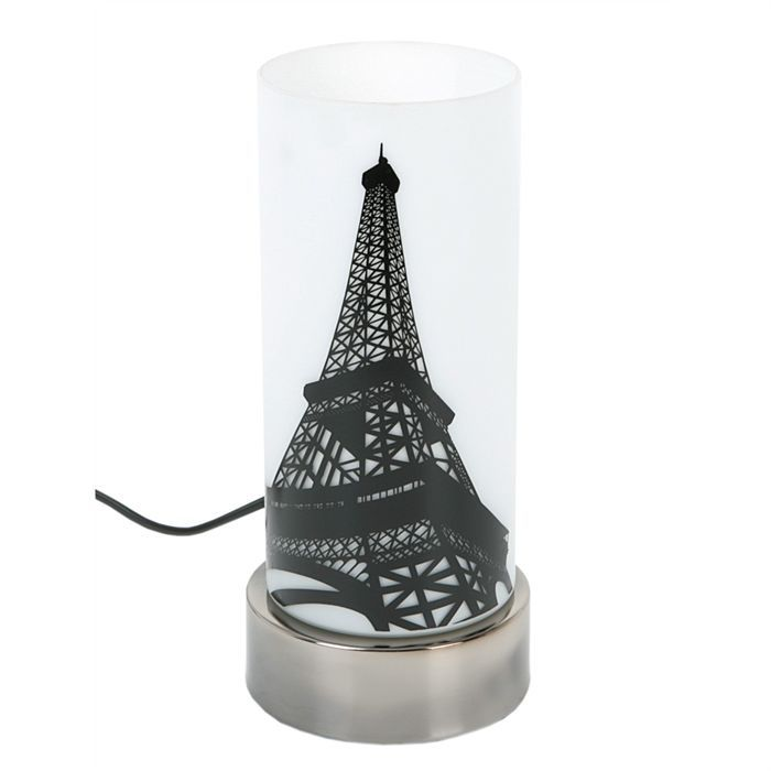 lampe touch city tour eiffel achat vente lampe touch. Black Bedroom Furniture Sets. Home Design Ideas