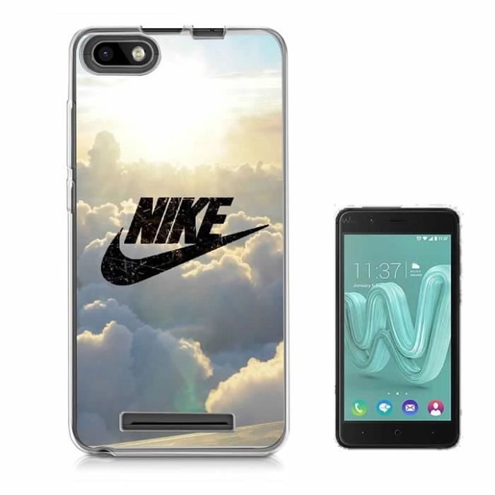 Coque wiko jerry 3 silicone nike