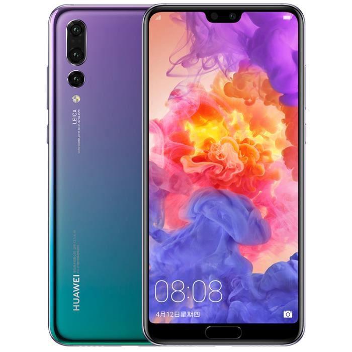 "SMARTPHONE Huawei P20 Pro 128Go Smartphone 6.1"" Kirin 970 Oct"