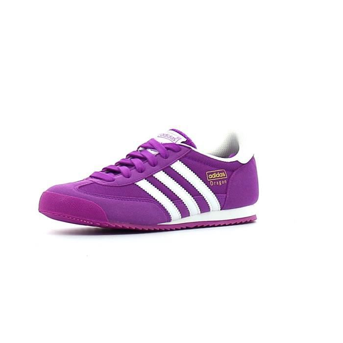 reputable site 62224 2ad62 BASKET Baskets basses Adidas Originals Dragon J