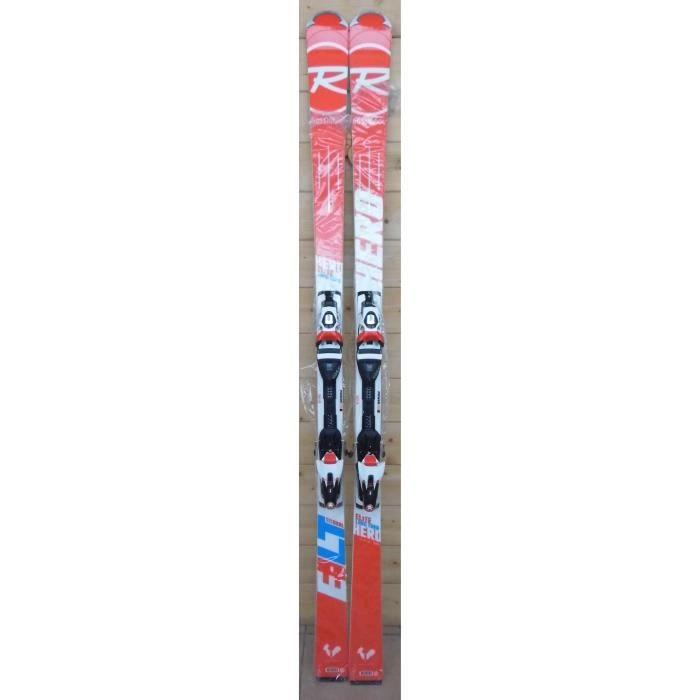 SKI Skis parabolique ROSSIGNOL Hero Elite LT TI
