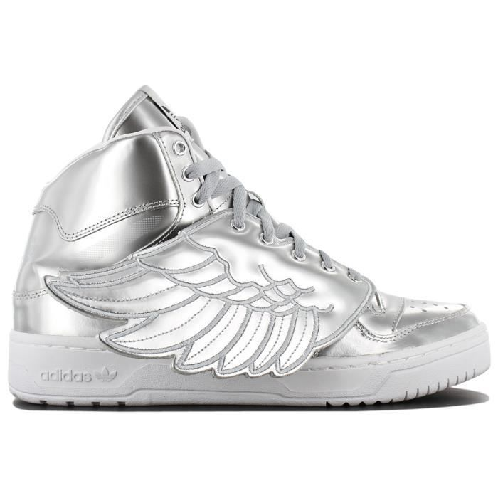 Chaussures Jeremy Metal S77798 Adidas Sneaker Js Baskets Wings Scott Originals Silber Homme W2IHDYE9