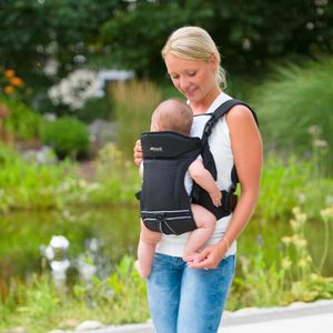 ... PORTE BÉBÉ HAUCK porte bébé 3 way carrier - 3 positions possi. ‹› 4033984f478