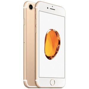 TELEPHONE PORTABLE RECONDITIONNÉ Apple iphone 7 32go reconditionne dore Smartphone