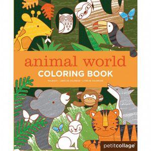 LIVRE DE COLORIAGE Livres de coloriage Animal
