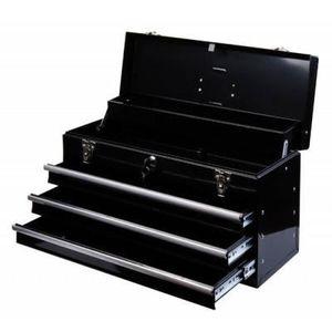 BOITE A OUTILS Boite à outils métallique transportable
