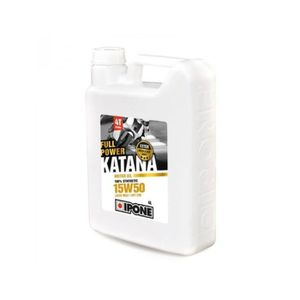 HUILE MOTEUR Huile moteur IPONE Full Power Katana 15w50 4L