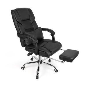 CHAISE DE BUREAU WISS-Fauteuil de bureau Chaise pour ordinateur ave