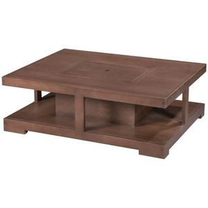 Table basse bouteille achat vente table basse bouteille pas cher soldes - Table rectangulaire wenge ...