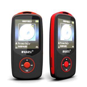 LECTEUR MP3 UIZU X06 Bluetooth Baladeur Lecteur Audio MP3 4Go