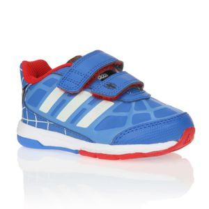 BASKET ADIDAS ORIGINALS Baskets Spiderman Fluo Bébé Garço
