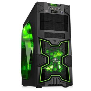UNITÉ CENTRALE  Ordinateur Pc Gamer X-Fighters Army AMD A8 9600 -