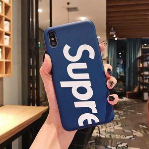 COQUE - BUMPER Coque iPhone 11,Supreme Bleu Doux Lumineux Silicon
