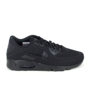 premium selection ab1f5 78f87 nike air max 90 ultra br noir noir