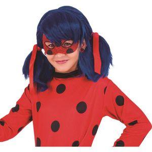 DÉGUISEMENT - PANOPLIE MIRACULOUS Loup pailleté Ladybug