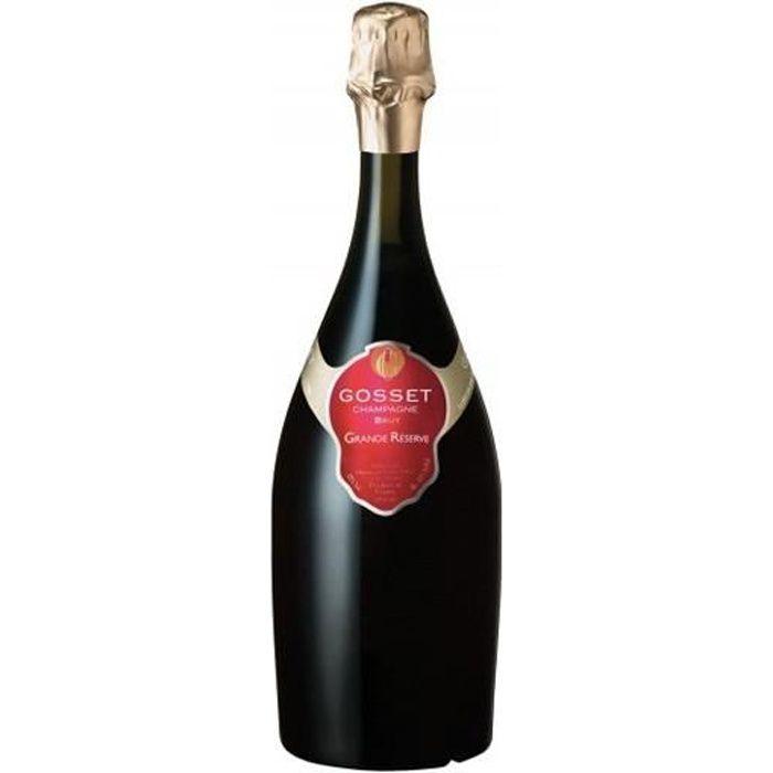 Gosset Grande Réserve Jeroboam - Champagne