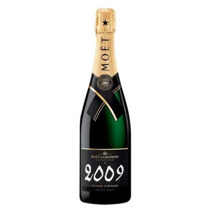Champagne Moët & Chandon Grand Vintage 2009 Brut - 75 cl