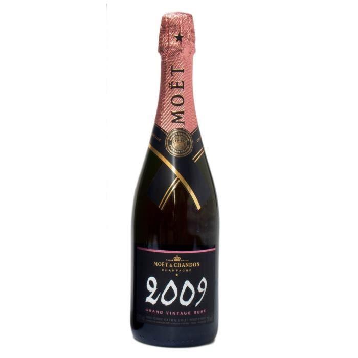 Champagne Moët & Chandon Millésimé 2009 Brut - 75 cl