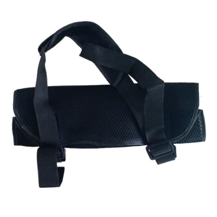 1 pc bretelle de bras sangle légère de support de de soutien d'avant-bras pour la récupération chirurgicale du BRACELET DE FORCE